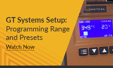 GT Systems Setup - Programming Range and Presets